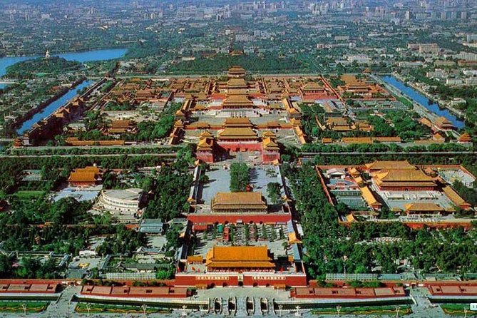 Beijing Private Tour featuring Forbidden City, Summer Palace and Kungfu Show