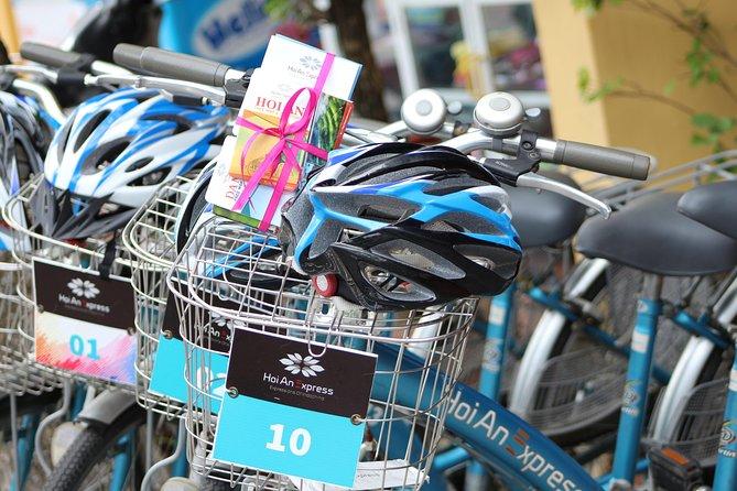 Bicycle Rental in Hoi An