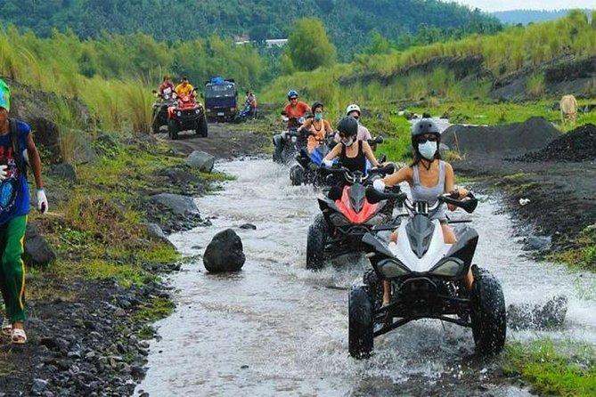ATV Bike 1 hr + Flying Hanuman 28 plateforms with meal