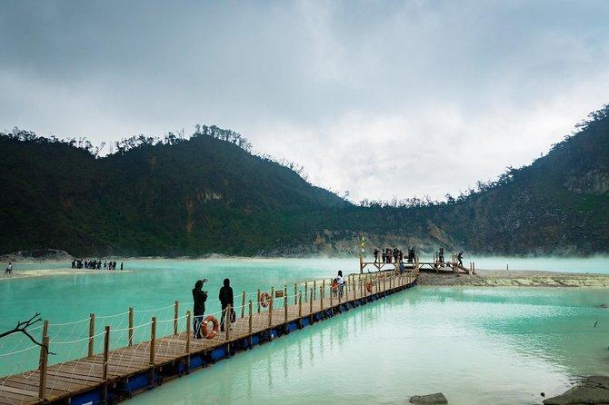 Kawah Putih Tour from Bandung