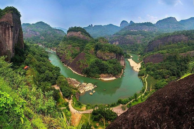 5-Day Private Tour in Xiamen with Wuyi Mountain and Gulangyu Island