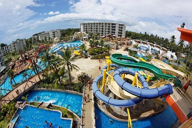Jungle Splash Water Park