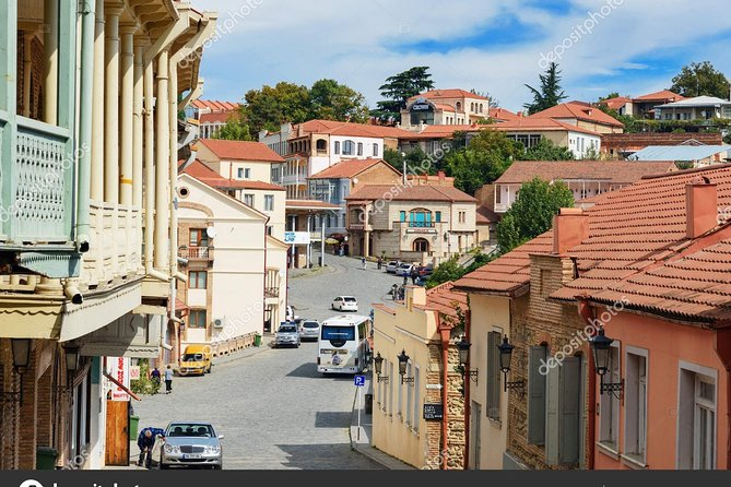 Kakheti: Signagi, Bodbe Monastery, Wine Tour. (Group Tour)