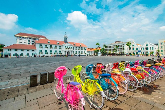 City Tour most Popular Kota Tua / Old Town Java 4 hours