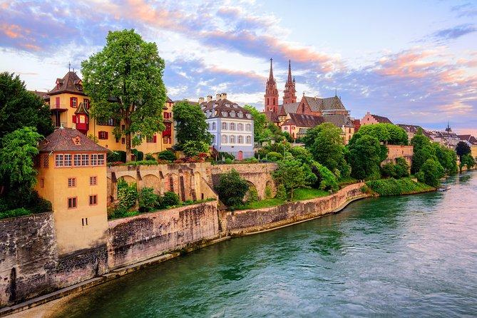 Private Basel City Walking Tour