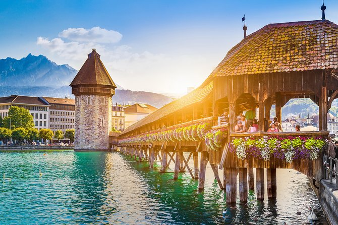 Private Lucerne City Walking Tour