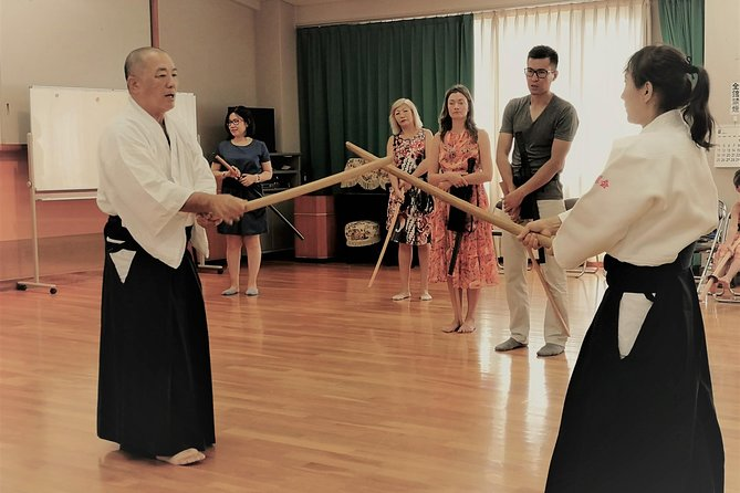 Samurai Spirits! Would you like to have a cool and cool experience?