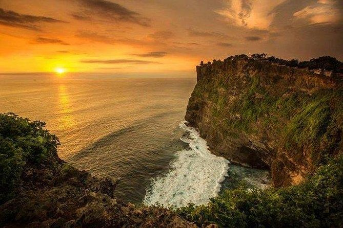 Amazing Sunset Uluwatu Temple With Fire Dance And Dinner