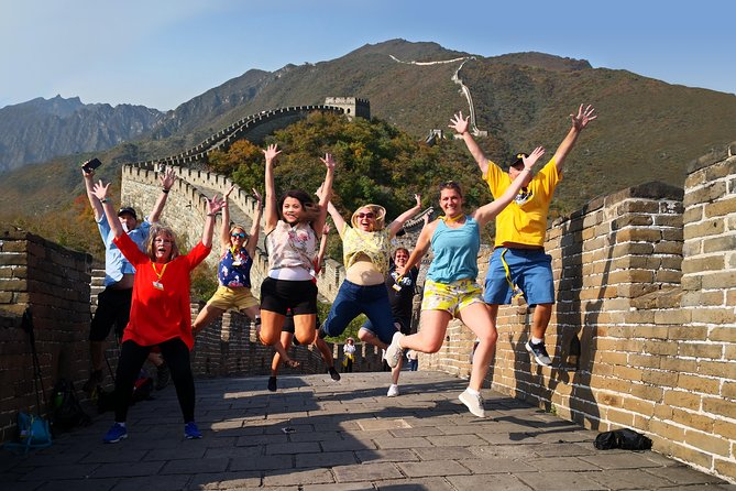 2-Day Mini Group Tours to Great Wall and Top Beijing Highlights, Max 9 Guests