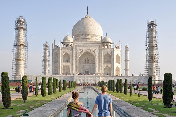 Great Golden Triangle of India - ALL INCLUSIVE