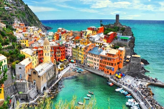 5 Terre Tour and stop in Lucca - Swim in a Sea of Beauty - Ultimate 5 Terre Tour