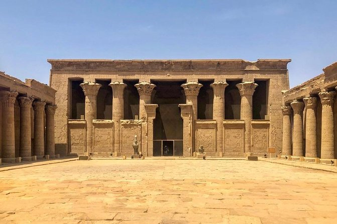 Private full day tour to Esna , Edfu & kom Ombo temples from Luxor city