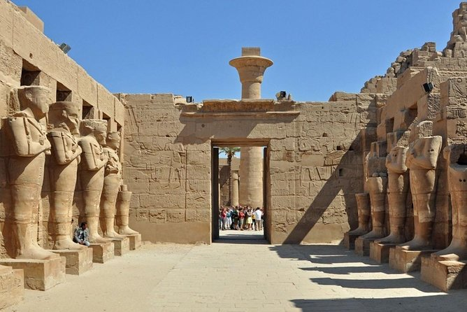 Private 2 full days Luxor east and west bank with accommodation in Luxor resort photo 2