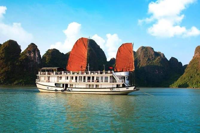 Ha Long Bay & Lan Ha Bay 3 Day and 2 Nights Cruise with Meals
