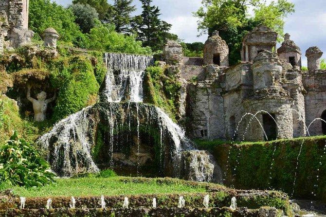 Tivoli and Hadrian's Villa Full day from Rome