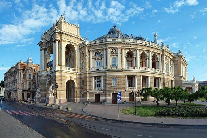 The Operas of Ukraine Tour