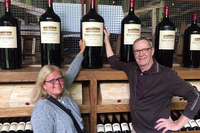 Private Wine Tours - Helderberg