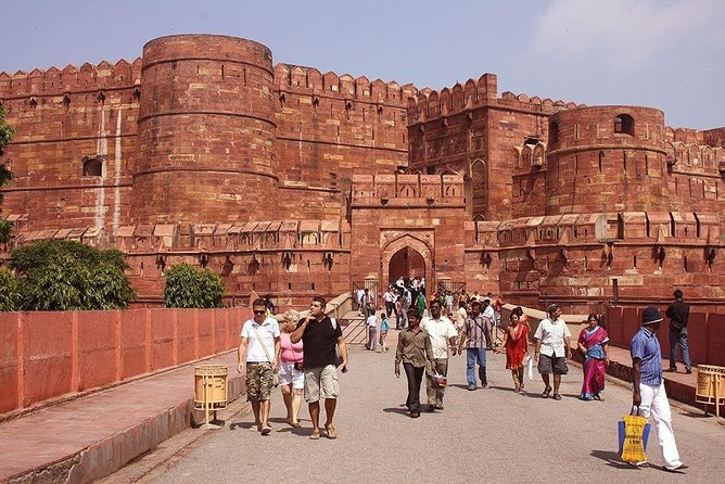 Full-Day Tour of Agra visit Taj Mahal, Agra Fort and Fatehpur Sikri