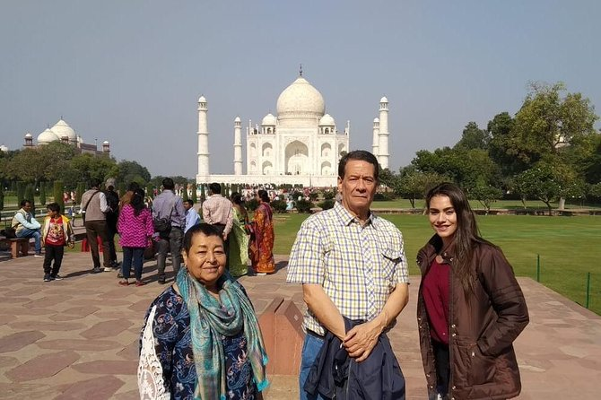 Taj Mahal Extension (Comfort) with 5 Days Golden Triangle