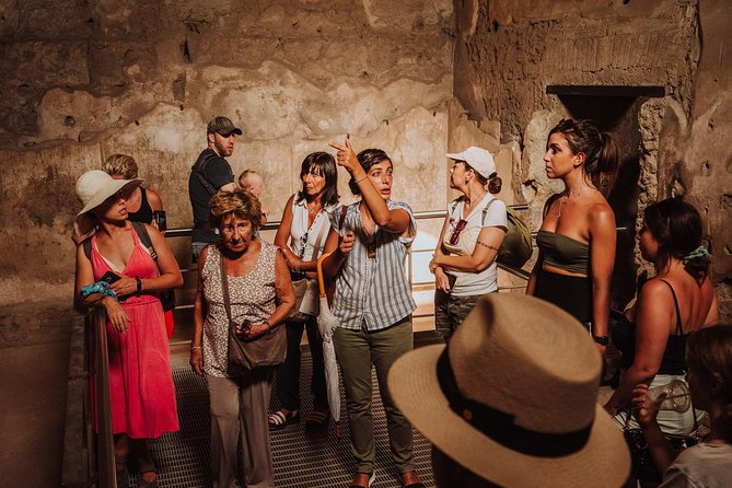 Explore Pompeii with an Archaeologist