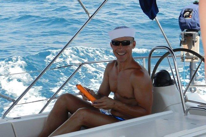 GaySail: Gay Nude Sailing Cruise Mykonos to Athens