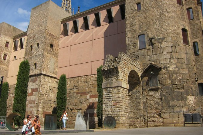 Barcelona History private walking tour with official guide