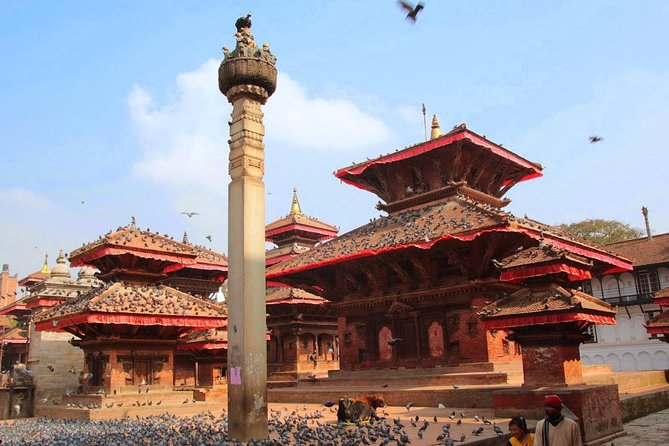 Private Car - Kathmandu City Tour