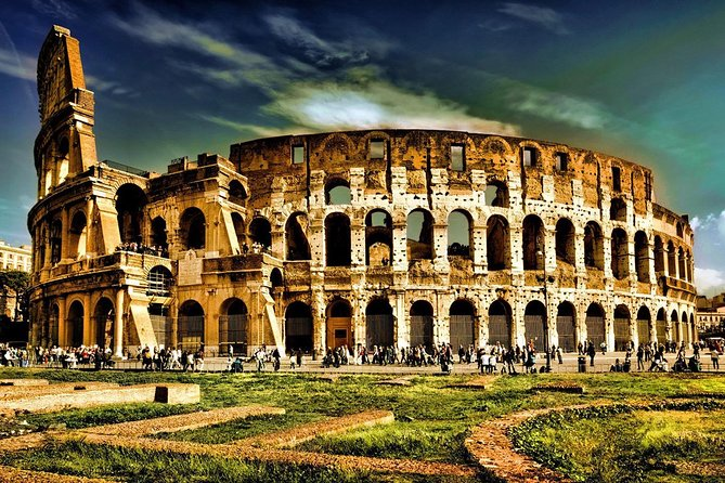 Colosseum, Vatican Museums & Sistine Chapel Private Guided Tour