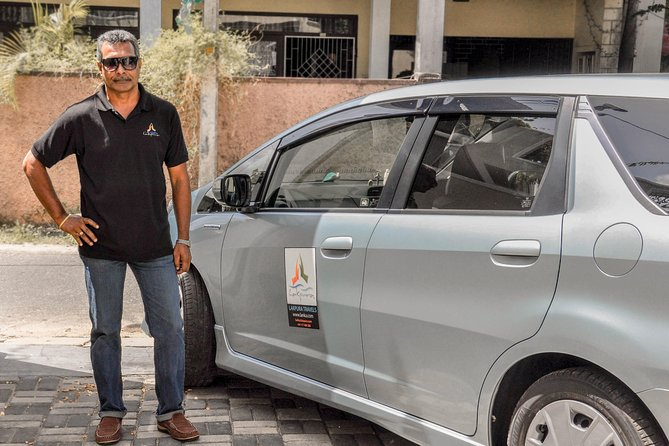 Colombo City to Trincomalee City Private Transfer