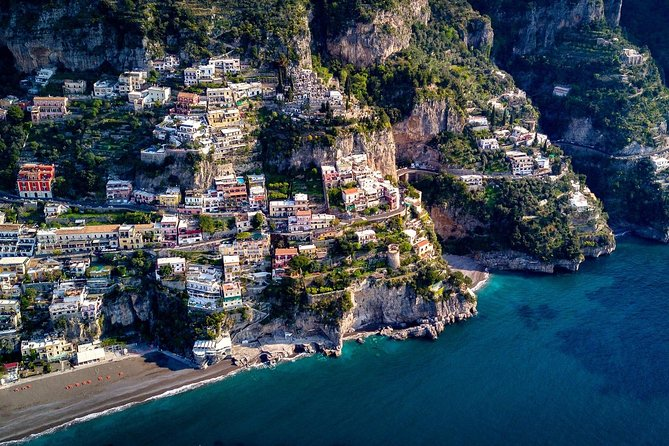 Day trip to Positano, Amalfi and Ravello from Sorrento - Sea&Land Experience