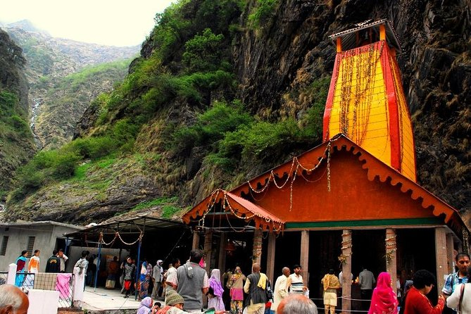 Do Dham Yamunotri, Gangotri Yatra Package from Haridwar