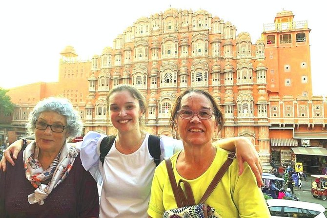 Jaipur Day trip from Delhi by Private Air-condition Vehicle includes Guide.