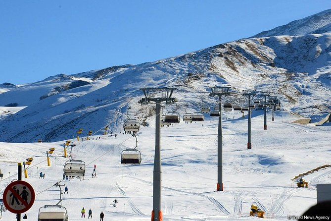 Full Day Guba & Shahdag Mountine Resort Group Tour