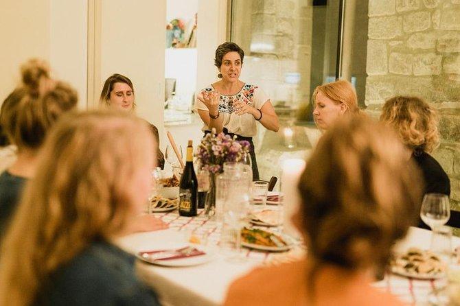 Jewish gastronomy degustation dinner