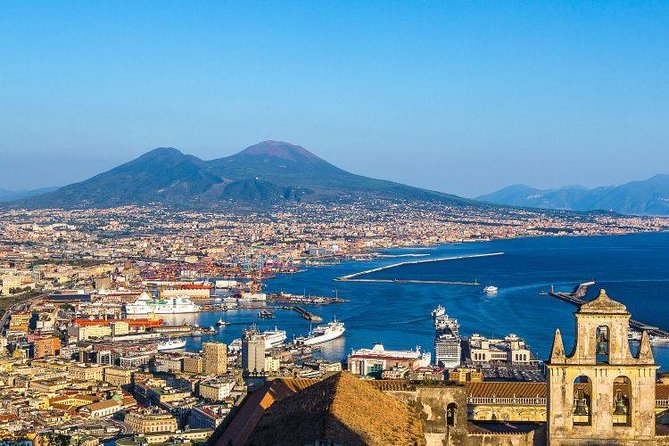 City Tour: Panoramic, Historic and Monumental Naples