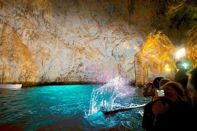 Ravello + Amalfi + Emerald grotto + Positano (FullDay 8hrs)
