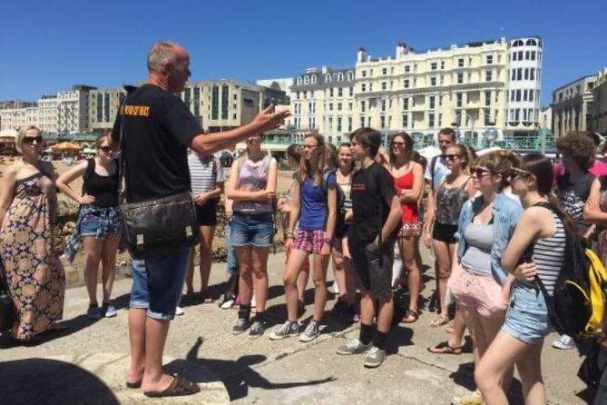 The Brighton story - walking tour
