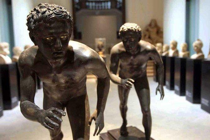 Private Shore Excursion: Pompeii, Archaeological Museum of Naples