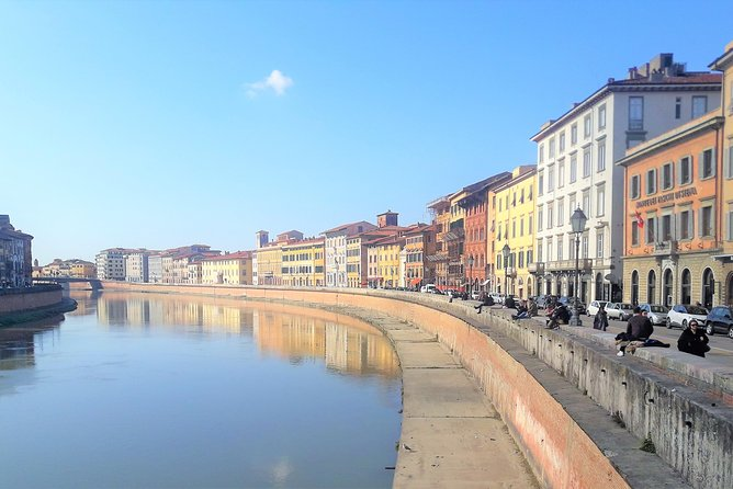 Florence and Pisa From Rome - Private Luxury Car