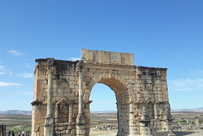 Volubilis & Meknes Day trip From Fes