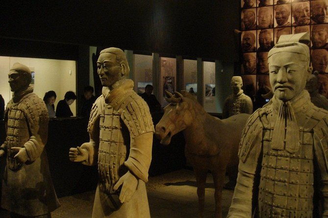 Private Terracotta Warriors Trip with English Speaking Driver or Guide