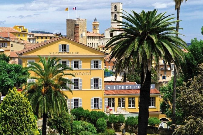 French Riviera & Medieval villages Full Day Private Tour