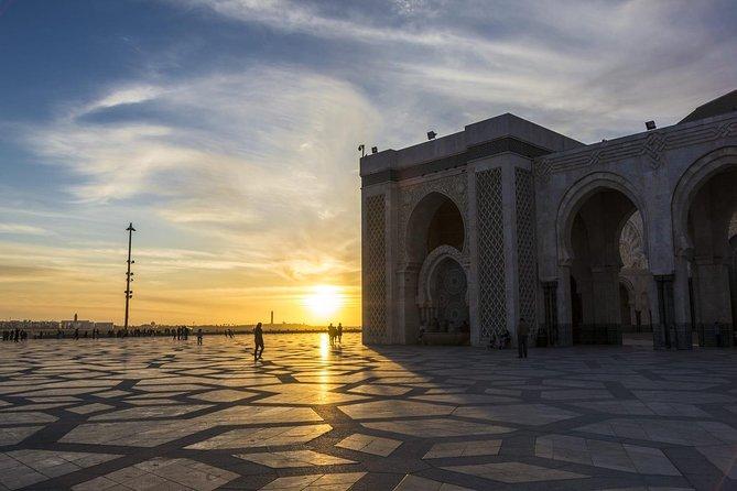 Casablanca And Rabat Day Trip
