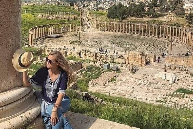 Day Trip to Ajloun Castle & Jerash from Amman photo 1