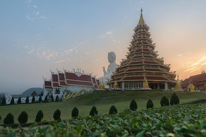 Private Tour: Best of Chiang Rai Temples from Chiang Mai