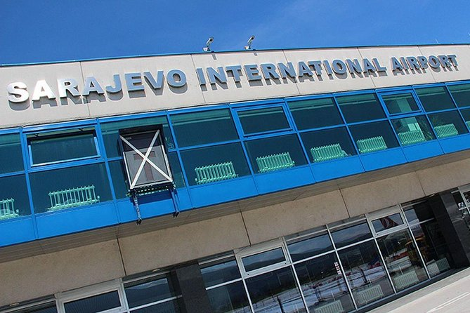 Sarajevo Airport Transfer (by Funky Tours)