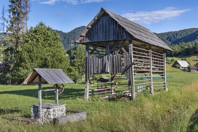 Land of Hayracks - Private tour to Dolenjska region from Ljubljana