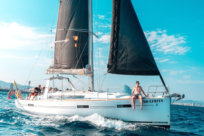 Private Luxury Yacht 3-Hour Charter From Barcelona photo 2