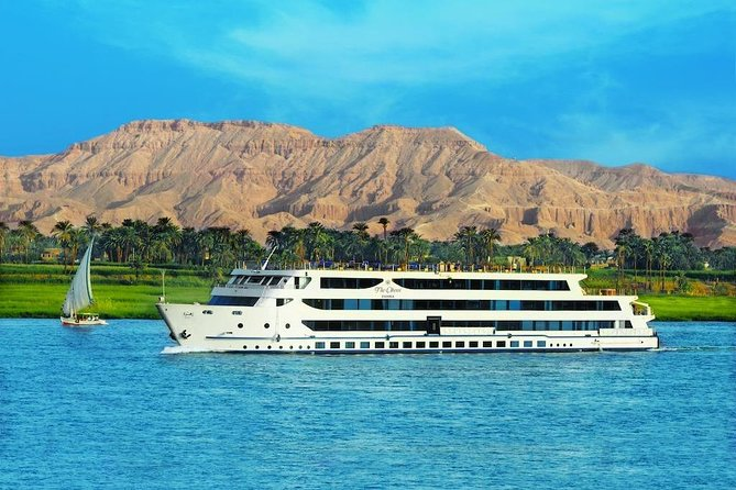 The cheapest Nile Cruise from Luxor to Aswan 4Days - 3 Nights