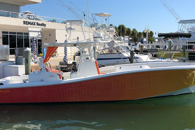 The Legend 2 - 36' Yellowfin w/Triple 300's